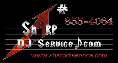 A-Sharp DJ Service
